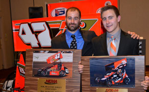 NEMA Hands out some Big Hardware at their Awards Banquet