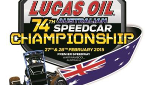 Bishop Quickest, Coons Second in Aussie Championship Practice