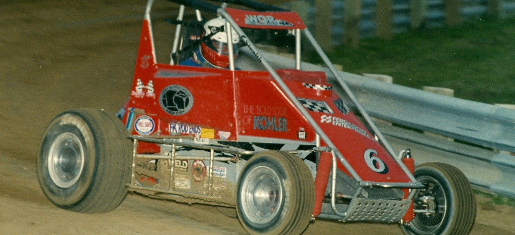 Auto accident claims former Badger racer Randy Fiscus