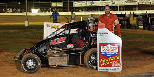 Bayer the POWRi West Boss at OKC