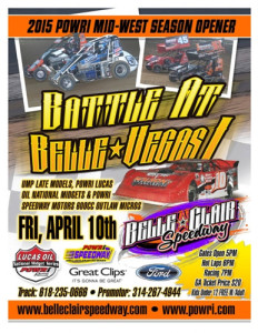 POWRi Battle at Belle-Vegas on Friday
