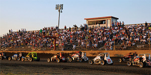 Kokomo GP Opener Washed Out – Saturday Still Good to Go