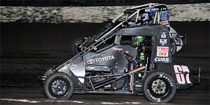 Thorson Leads Midget Power Rankings