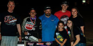 Faccinto Takes Thunderbowl Win