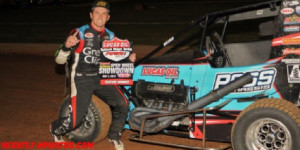 Hagen Completes Missouri Sweep with Lucas Oil Speedway Triumph