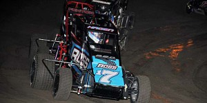 POWRi Doubles Highlight Weekend's Midget Action