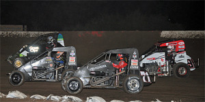 USAC Midgets Set for Plymouth Double