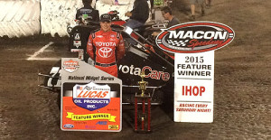 Bell Takes Night Three at Macon