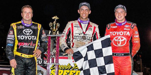 Clauson Conquers in Midget Week Round Two
