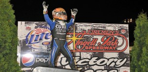 Rico's The Man … Wins Pepsi Nats with Last Lap Magic