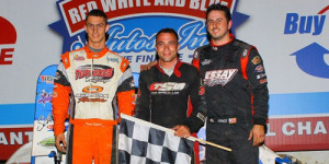 Tim Buckwalter Completes Big Diamond Sweep