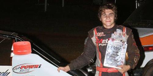 Chandler Gets First POWRi West Win at OKC