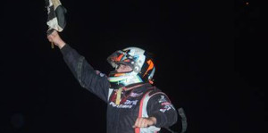 Felker Fastest in POWRi Freedom Fest Night One