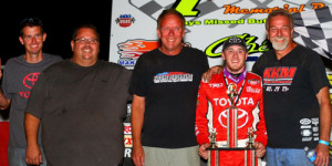 Thomas, Jr., Holds on to Win McDaniel Memorial