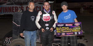 Ronnie Gardner Wins Doug Fort Memorial