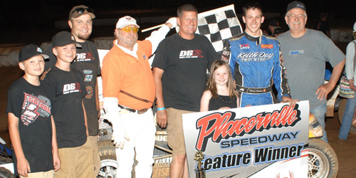 Golobic Garners BCRA Honors at Placerville