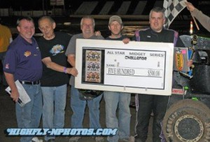 Sosebee Takes All-Star Midget Season Finale