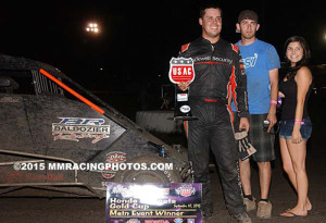 Bernal Sweeps USAC Portion of Gold Cup