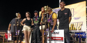 Thorson Rallies from the Tail for Gold Crown Win