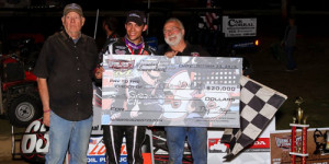 Clauson Collects $20K in Leffler Memorial