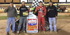 Austin Brown Bags Red River Shootout Finale