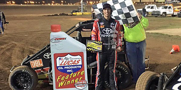 Thorson Thumps 'Em in Red River Showdown Opener