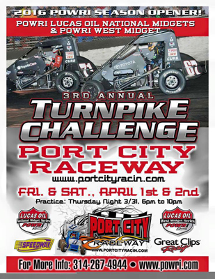 POWRi Kicks Off with Turnpike Challenge