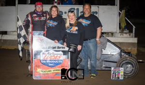 Felker Strikes Again with Little Belleville Win