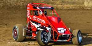 Daum Holds Slim Midget Power Rankings Lead Going into Speedweeks