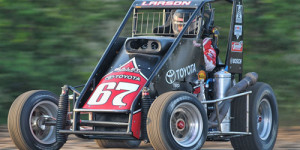 Larson, Abreu & Bell Back for Indiana Midget Week