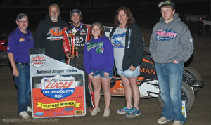 Thorson From 12th on Opening Night of Missouri Mid-State Nationals