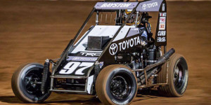 Bayston Leads Power Rankings as POWRi Midget Week Fires Off