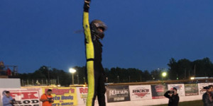 Brenden Bright Sweeps ARDC Weekend