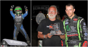 Rico Wins Indiana Midget Week Finale; Clauson Takes the Crown