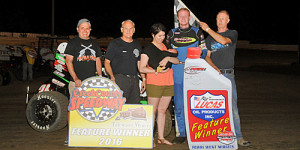 Sherrell Tops POWRi West at Creek County