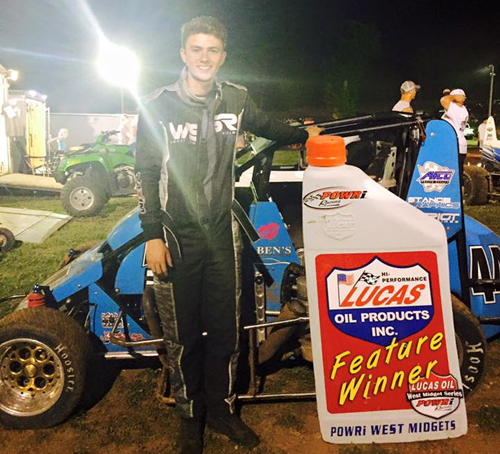 Wesley Smith Shines at Springfield