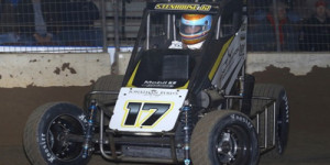 Little Ricky Returns to the Ditch for USAC's 40 for Shorty