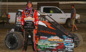 Thorson Leads Kunz Hump Day Top Five Sweep