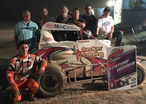 Kobylarz Tops ARDC at Linda's