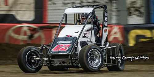 Simas Snares BCRA Honors at Placerville