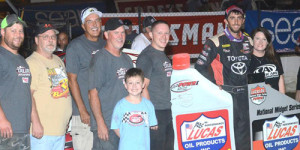 Daum Gets it Done in Ironman Finale