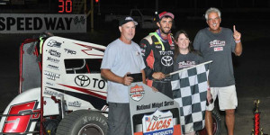 Daum Denies Thorson at Lincoln