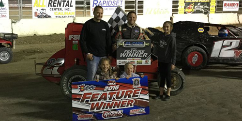 Rauch Reels in Another Rocky Mountain Win