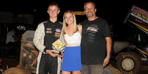 Cory Elliott Captures First BCRA Win
