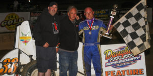 Davey Ray Rules Indiana Midgets