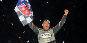 Schatz Enters Chili Bowl