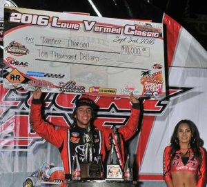 Thorson Takes Vermeil Classic Opener
