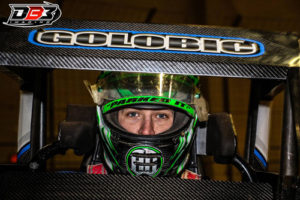 Golobic Rounds Out CMR Chili Bowl Team