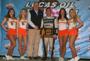 Grant Garners Friday Chili Bowl Win