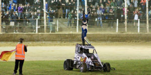 Pickens Wins Seventh New Zealand Midget Car Championship